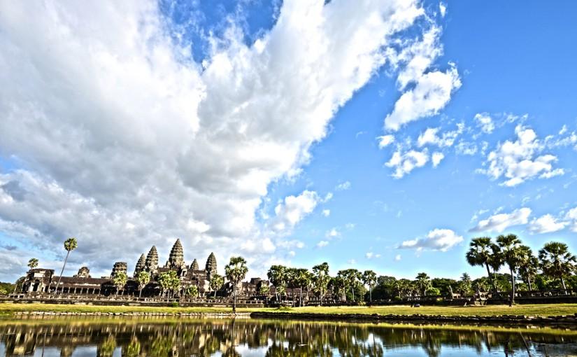 Thai & Cambodia 2015